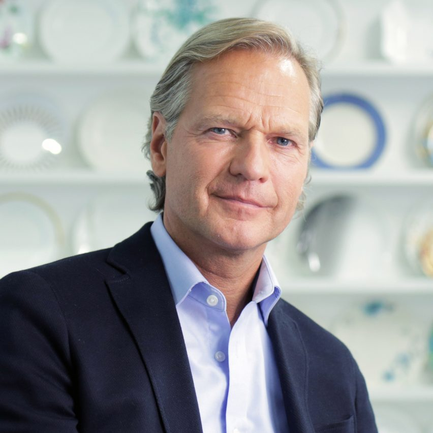 Ulrik Garde Due, president of Fiskars Living Division
