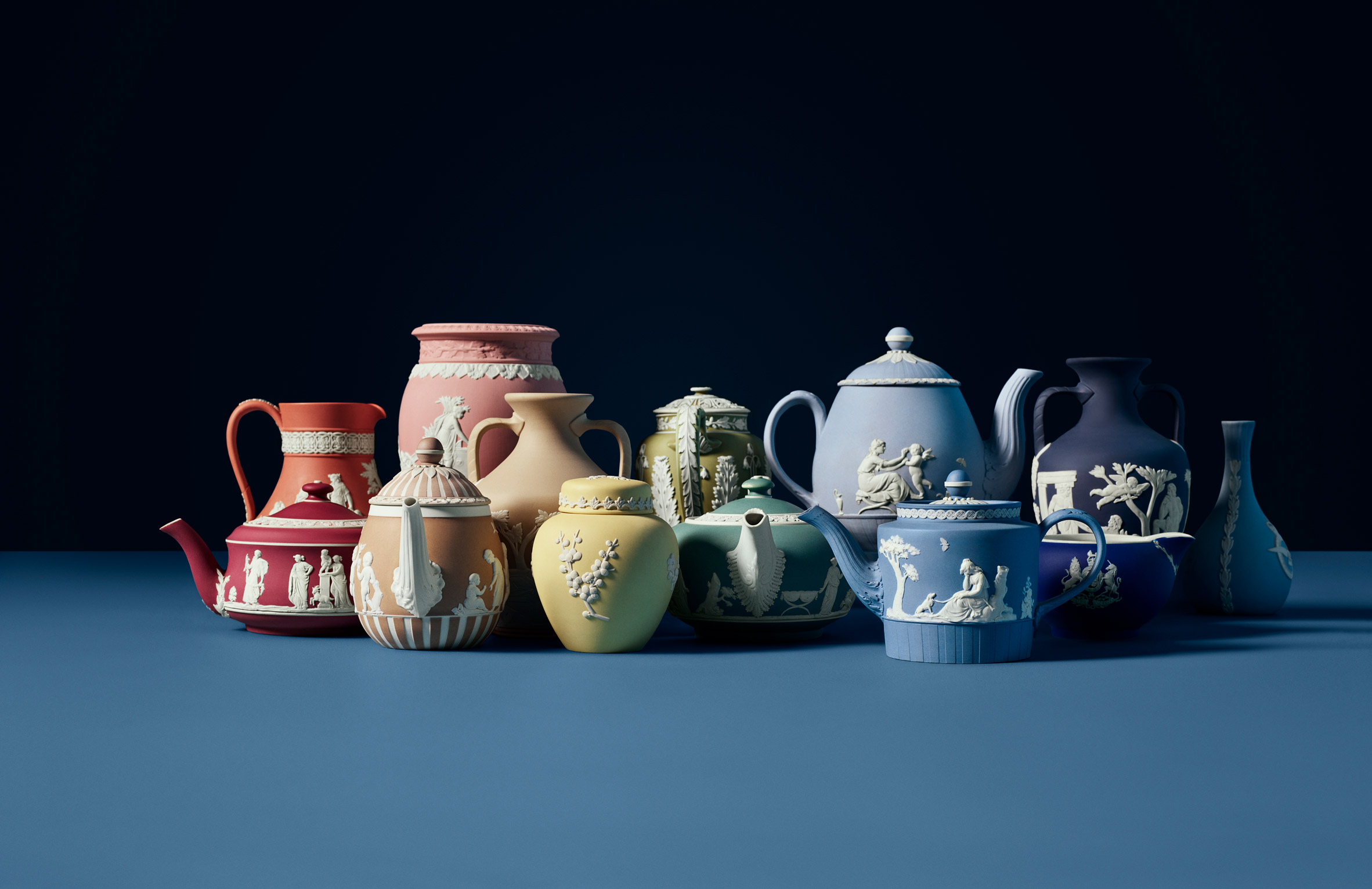 """We are making Wedgwood relevant again"" says brand president Ulrik Garde Due"