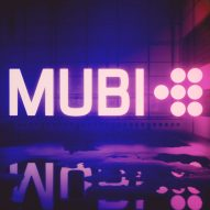 Nicolas Winding Refn creates neon-lit warehouse as ident for MUBI films