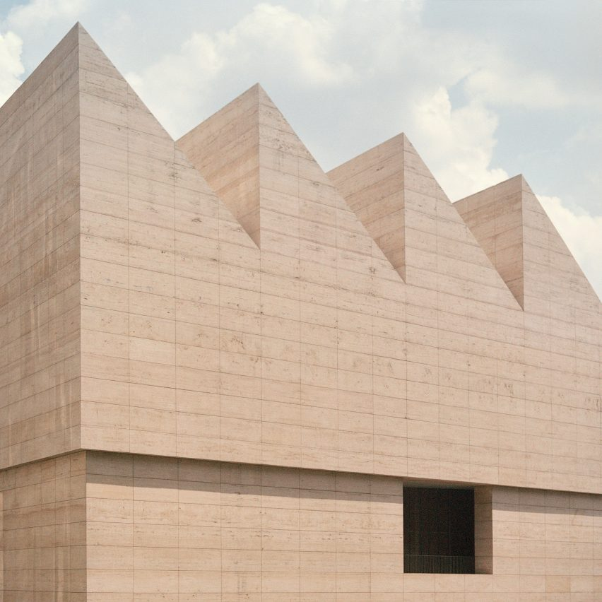 Museo Jumex by David Chipperfield, Mexico City, Mexico