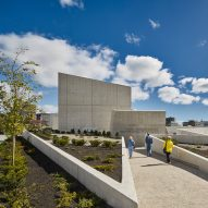 National Holocaust Monument Ottawa by Studio Libeskind