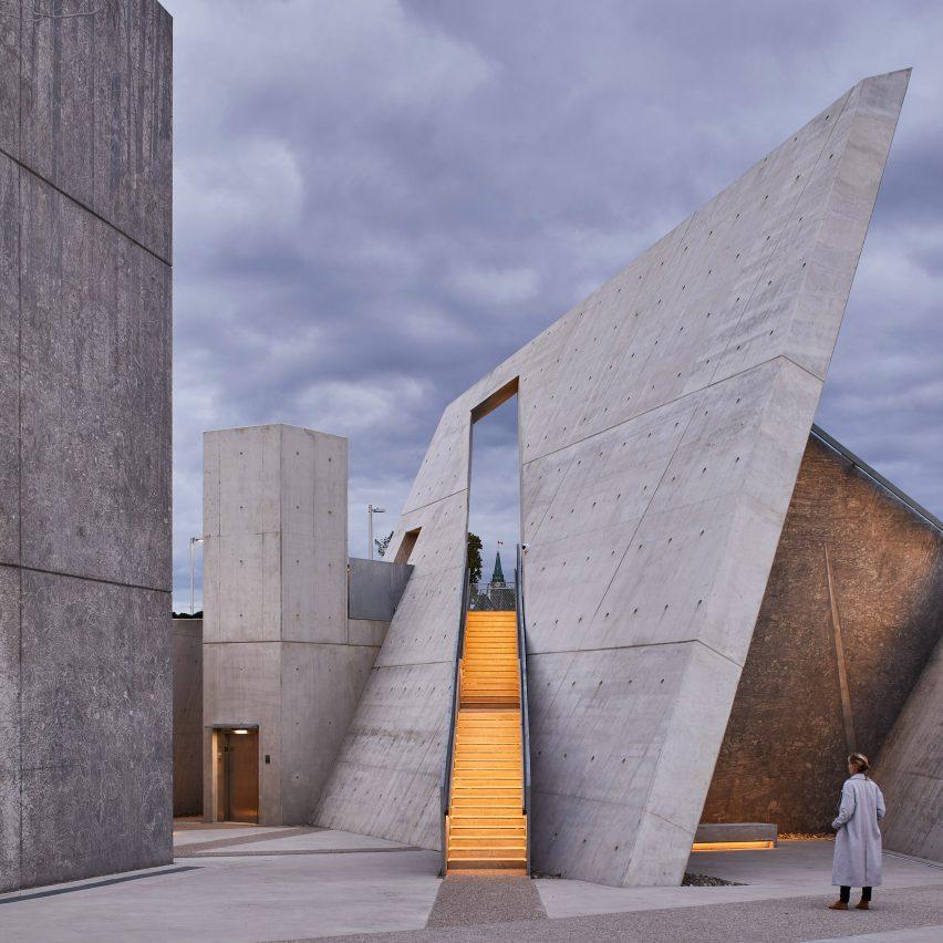 National Holocaust Monument Ottawa by Studio Libeskind
