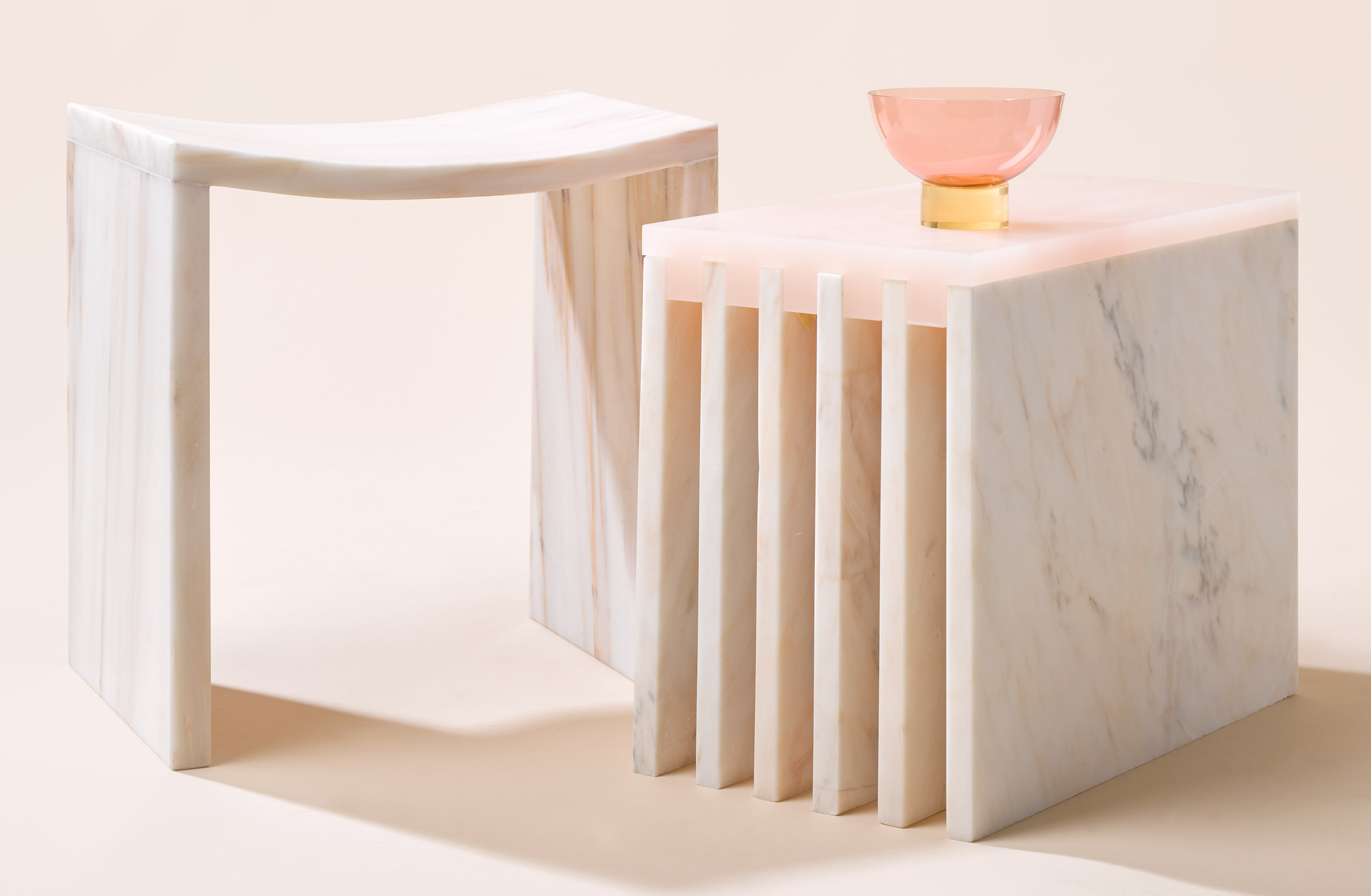 Objects of Common Interest presents homeware based on classical geometries