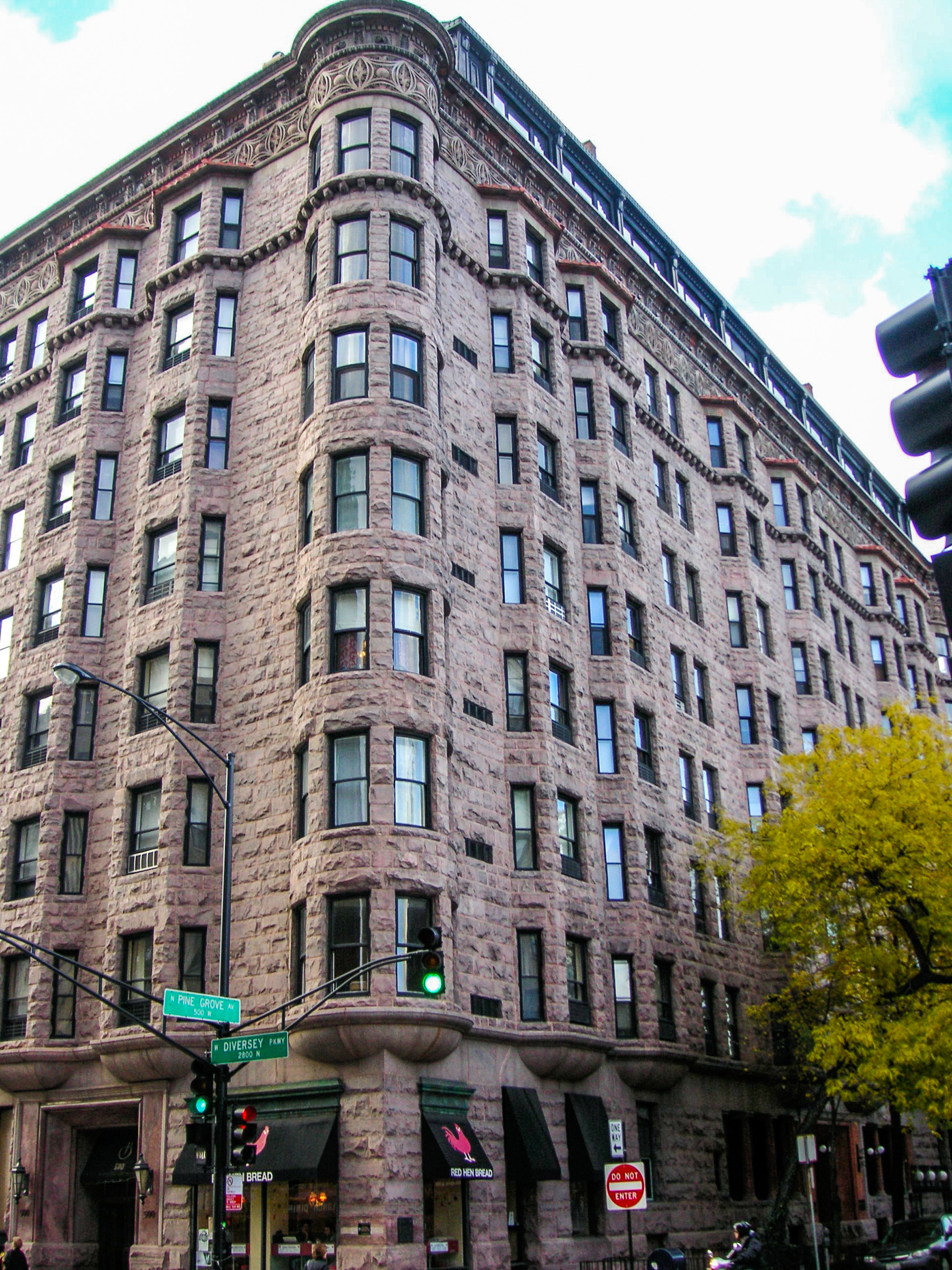 Brewster Building by Enoch Hill Turnock for Open House Chicago