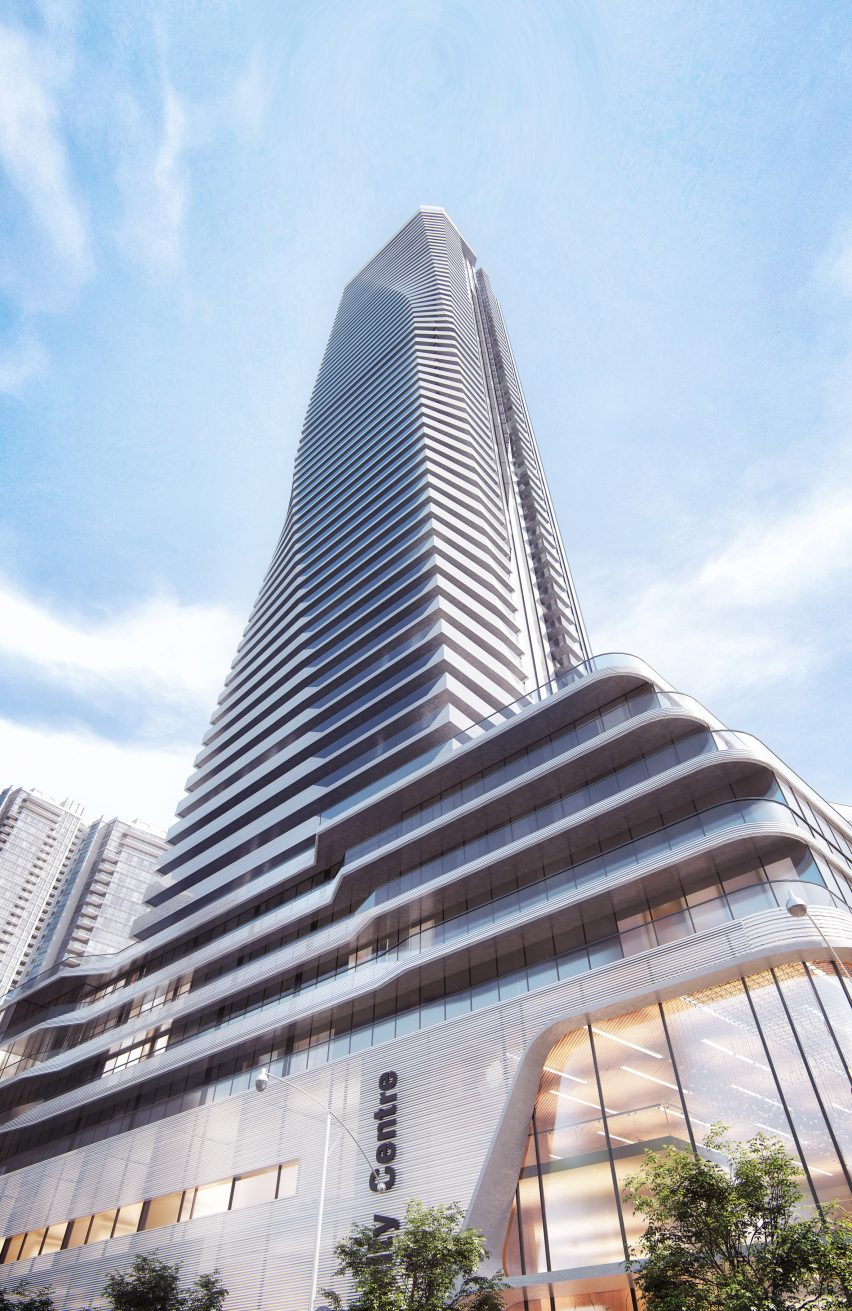 Pinnacle One Yonge by Hariri Pontarini Architects