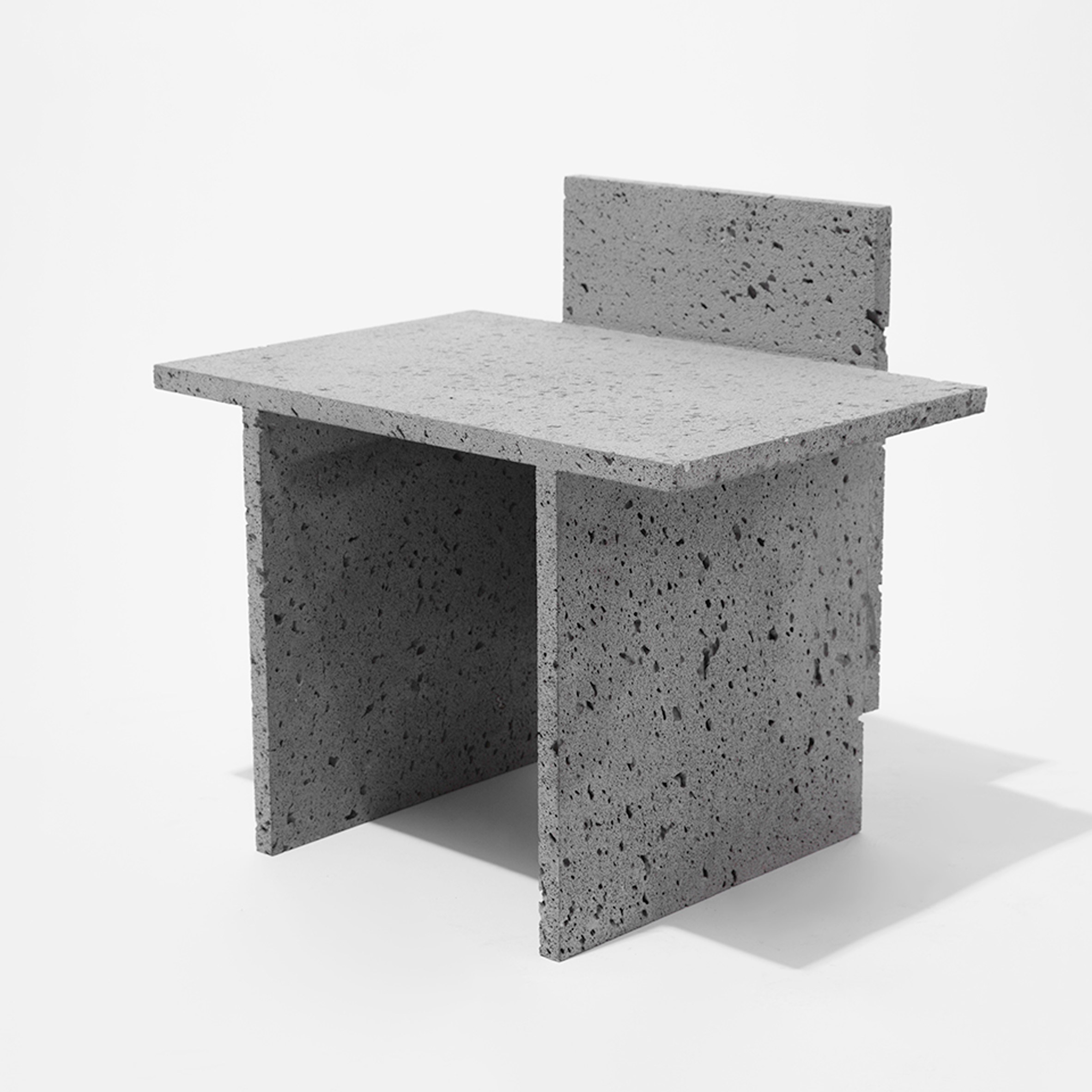 """Brutalist"" furniture features in PL:VV collection by PLDO and Savvy"