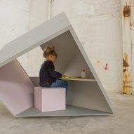 Play space by Giles Miller