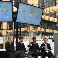 Watch our talk on pollution live from Dutch Design Week