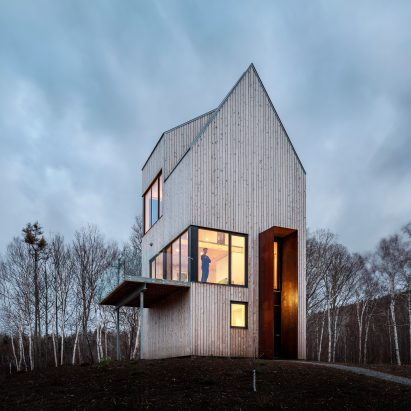 Architecture House Building house design and residential architecture | dezeen magazine