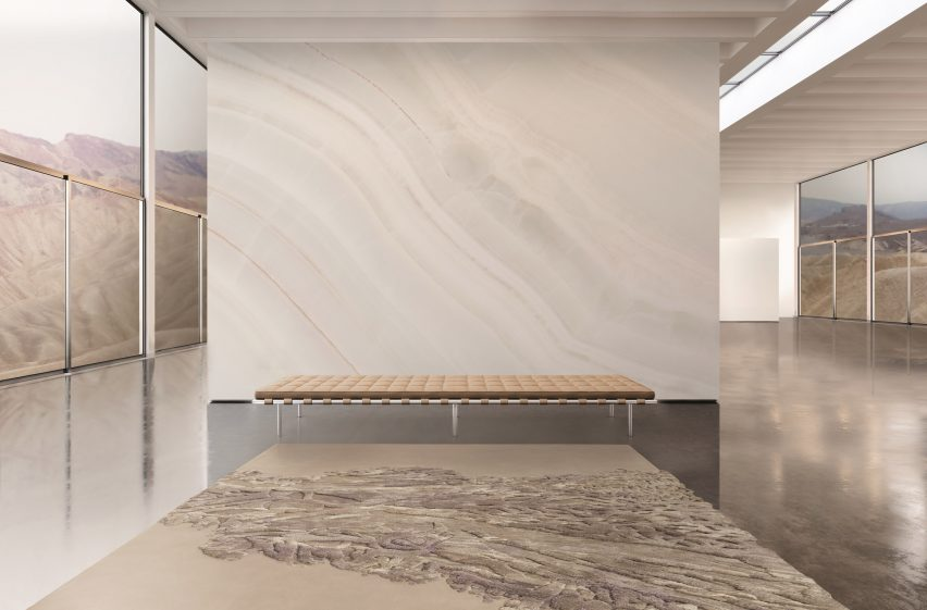Reverence rug collection by Fernando Mastrangelo