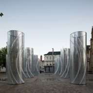 RIBA and Hull 2017 have jointly commissioned an installation by Pezo von Ellrichshausen and Felice Varini.