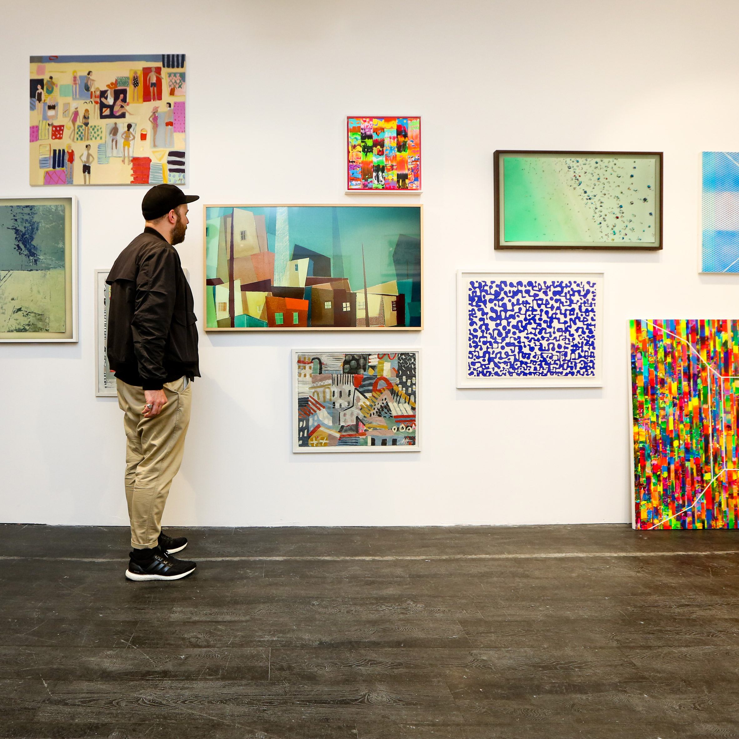 How to Advertise an Art Gallery Show advise