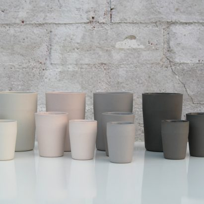 Shadows of Light tableware by Lotte Douwes