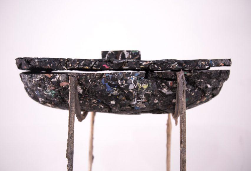 Lithoplast object by Shahar Livne