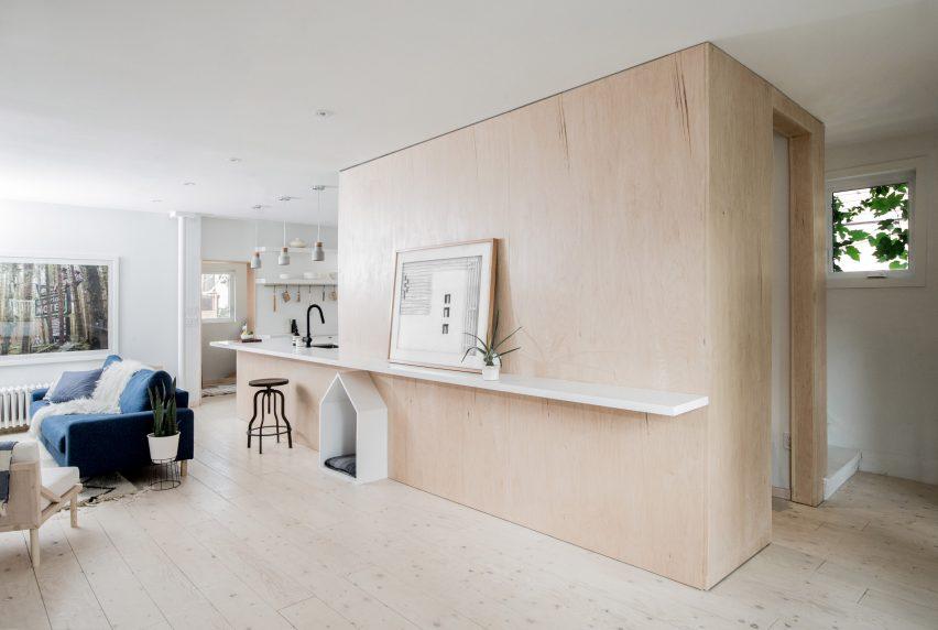Sheridan Residence by StudioAC