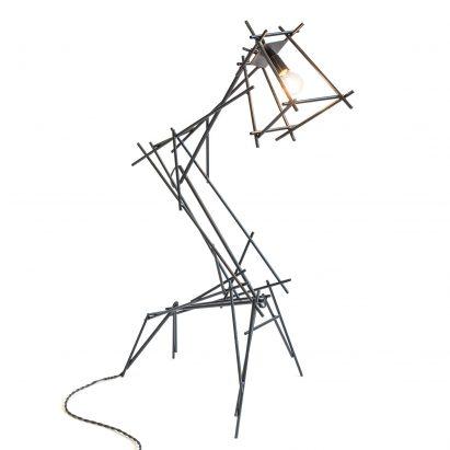 Joost van Bleiswijk designs furniture to look like two dimensional sketches
