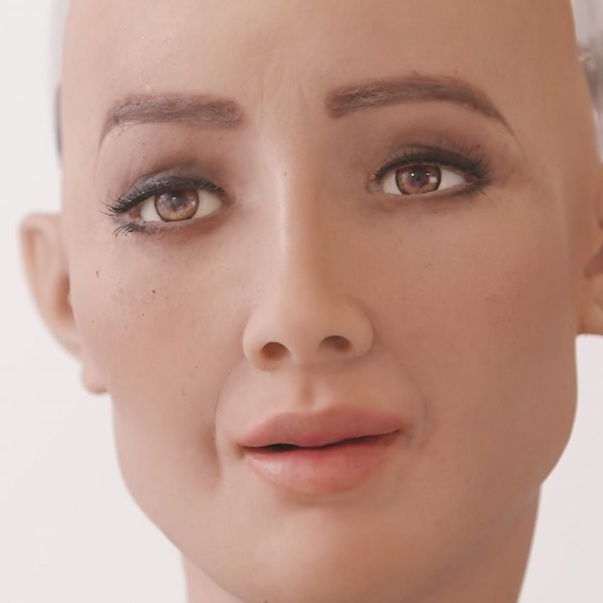 Sophia, the first robot citizen