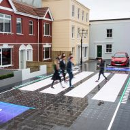 Umbrellium develops interactive road crossing that only appears when needed