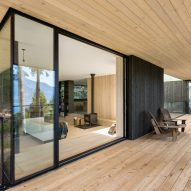 Stilt House by Hunter Office Architecture