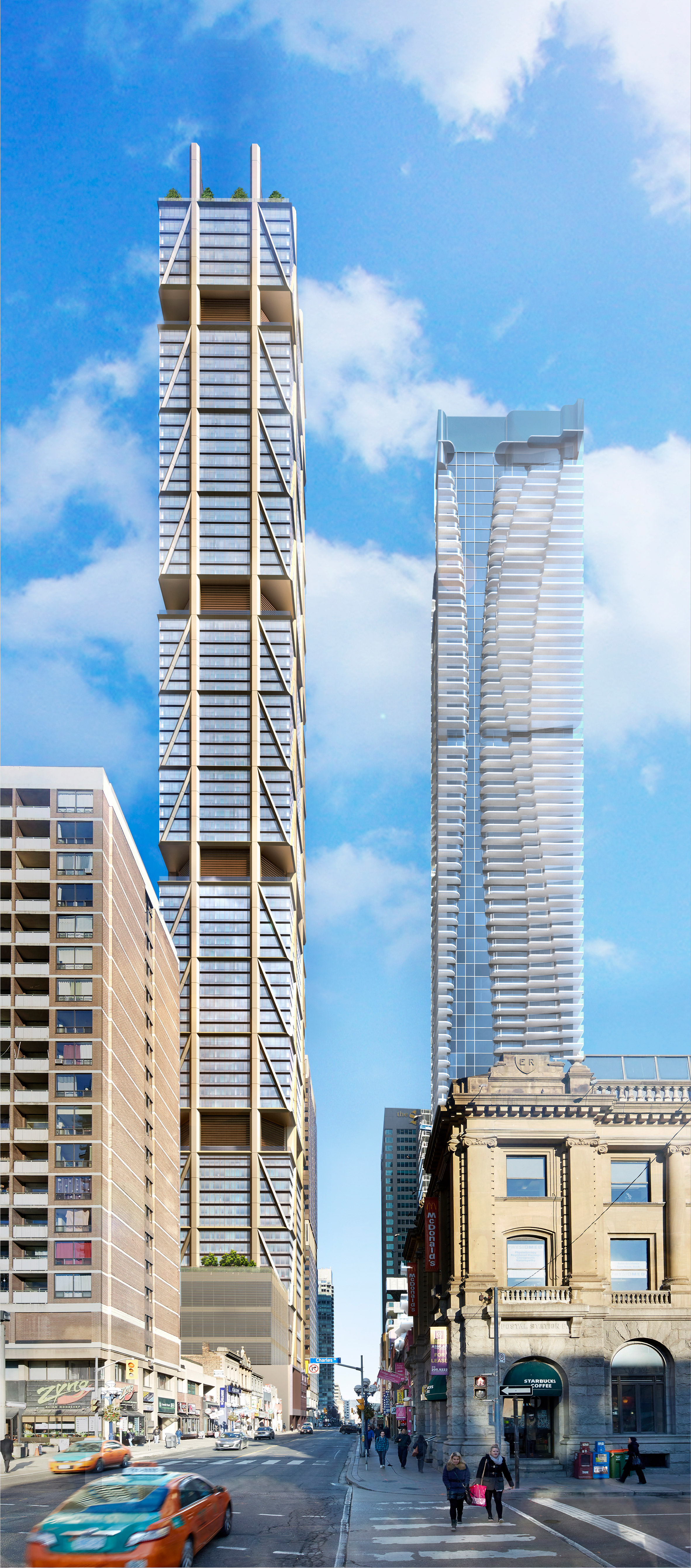 Foster + Partners begins work on Canada's tallest skyscraper