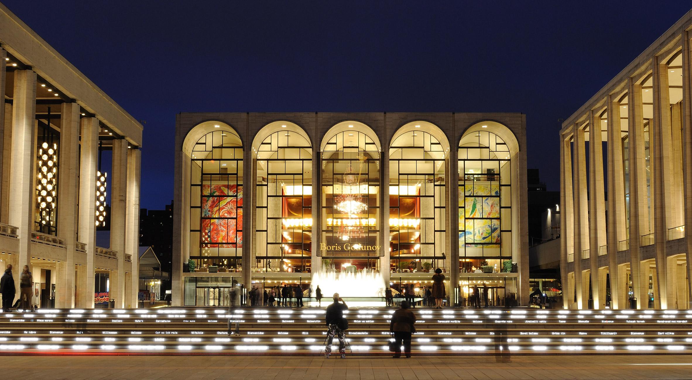Lincoln Center, New York