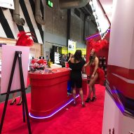 Industry figures slam use of Vegas-themed promotional models at UK Construction Week
