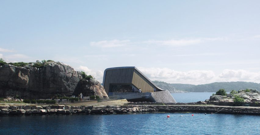 Europe's First Underwater Restaurant Will Open in Norway