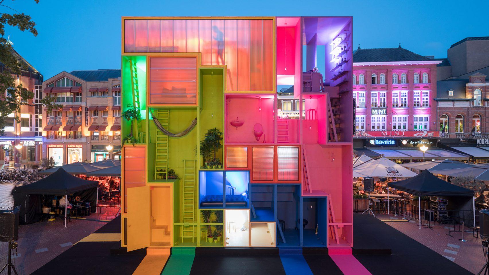 Отель-трансформер как концепт будущего