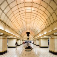 Photographer Will Scott celebrates the varied architecture of London Underground stations