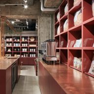 Yagicho-Honten grocery store by Schemata Architects