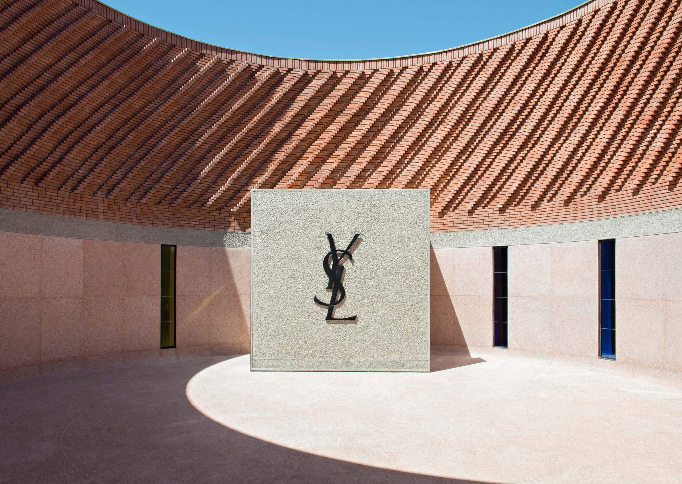 Studio KO celebrates Yves Saint Laurent's fashion oeuvre with Marrakech museum