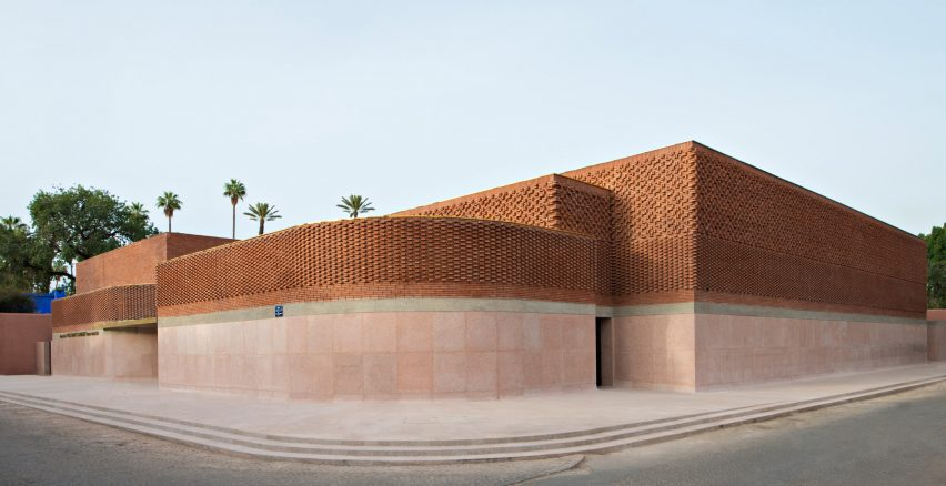 studio ko celebrates yves saint laurent s oeuvre in marrakech museum