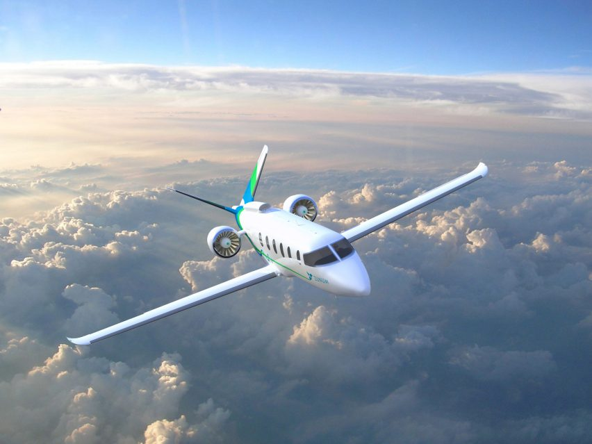 Seattle start-up to launch hybrid commuter plane by 2022