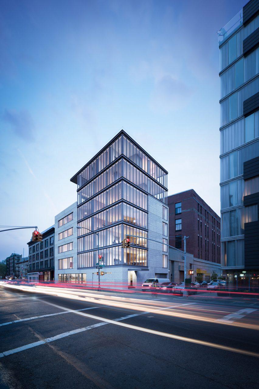 152 Elizabeth Street Penthouse by Tadao Ando