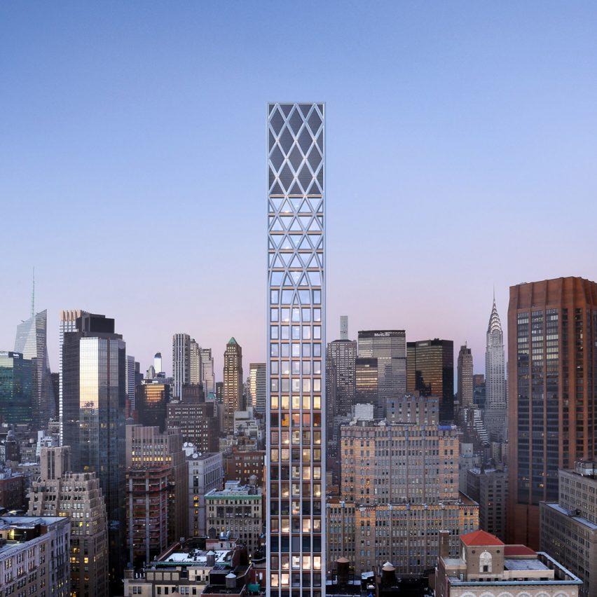 Interior architect roles: Senior interior designer atMorris Adjmi Architects in New York, USA