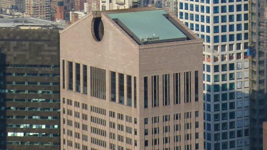 550 Madison Avenue by Philip Johnson
