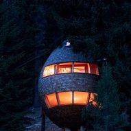 Explore unusual treehouses on our updated Pinterest board