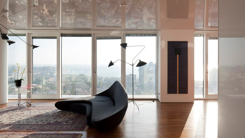 10 city apartments that take skyline views to new heights