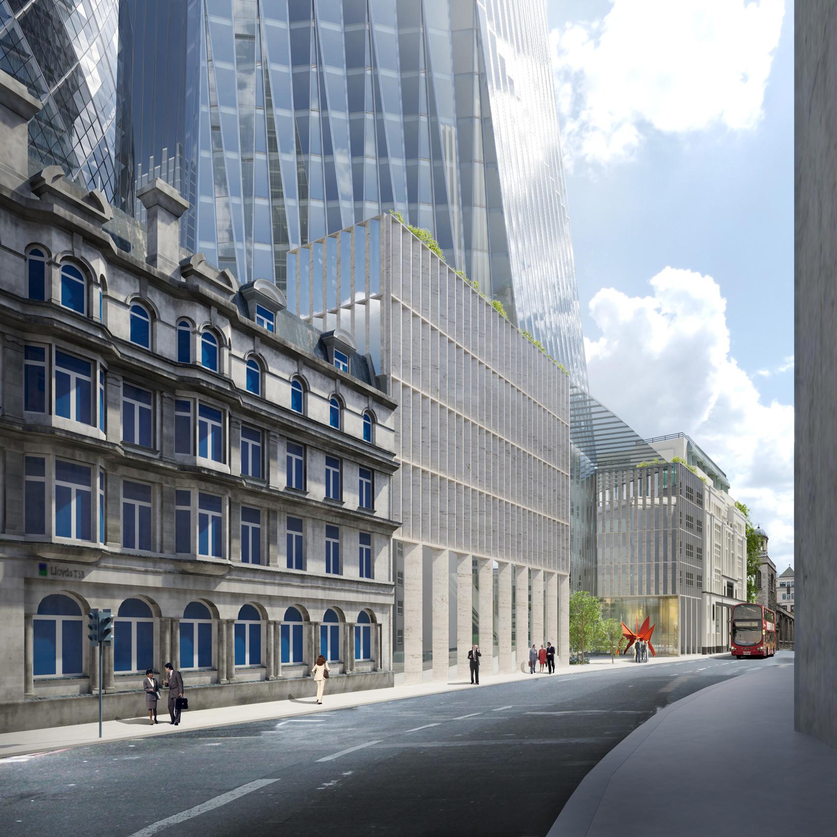SOM Architects Leadenhall