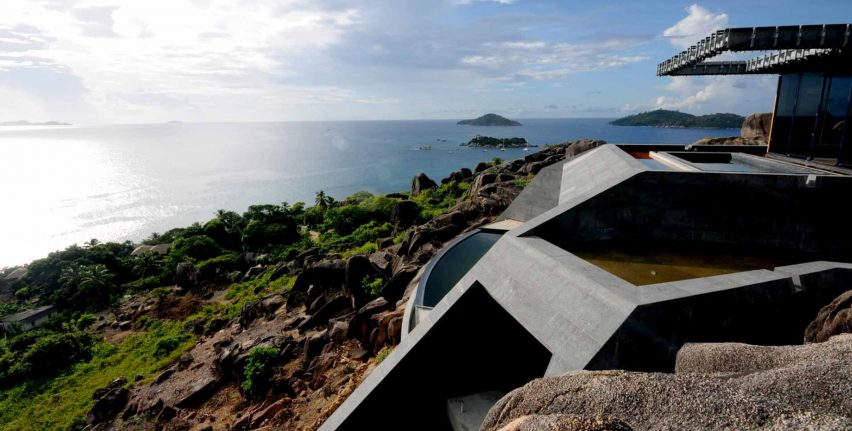 The Six Senses Zil Pasyon resort in Seychelles
