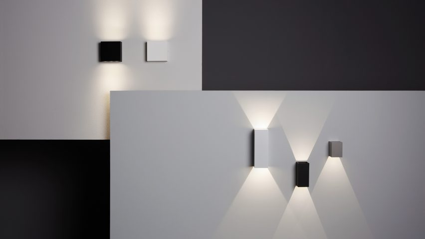 Astros architectural lighting collection lets a building take centre stage