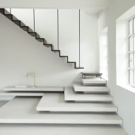 Dezeen's top 10 staircases | Staircase design you need in your home