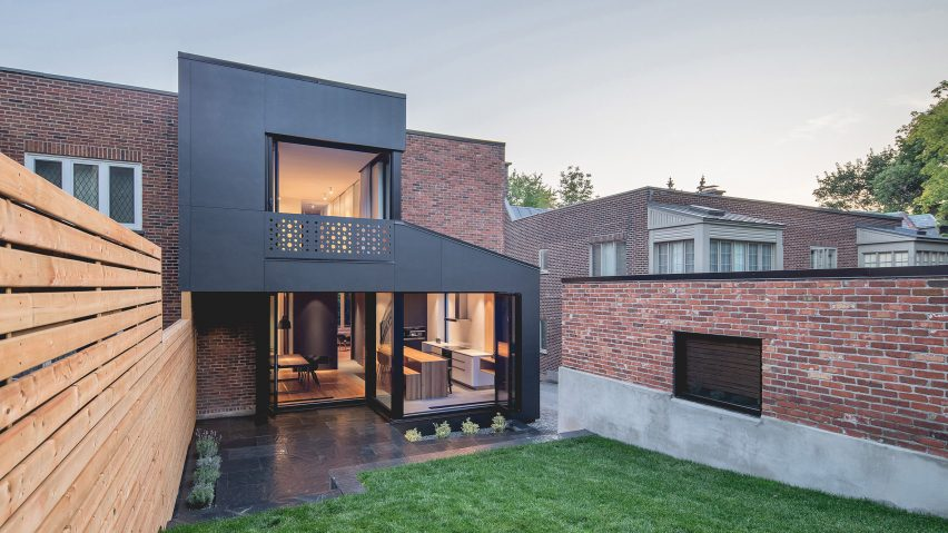 Black Box II by Natalie Dionne Architecture
