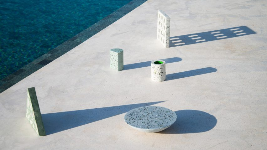 Super Local uses waste glass to produce sustainable terrazzo homeware