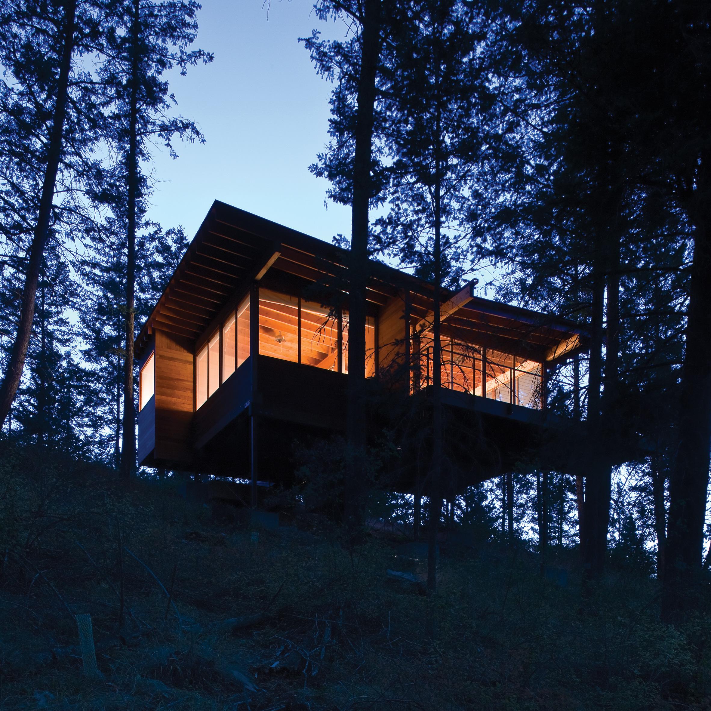 Five of the best houses in Montana on Dezeen