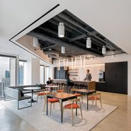 Studio O+A teams traditional and contemporary elements for San Francisco finance office