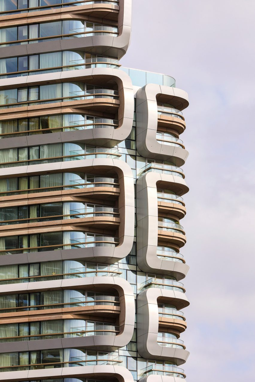 Canaletto Tower by UNStudio