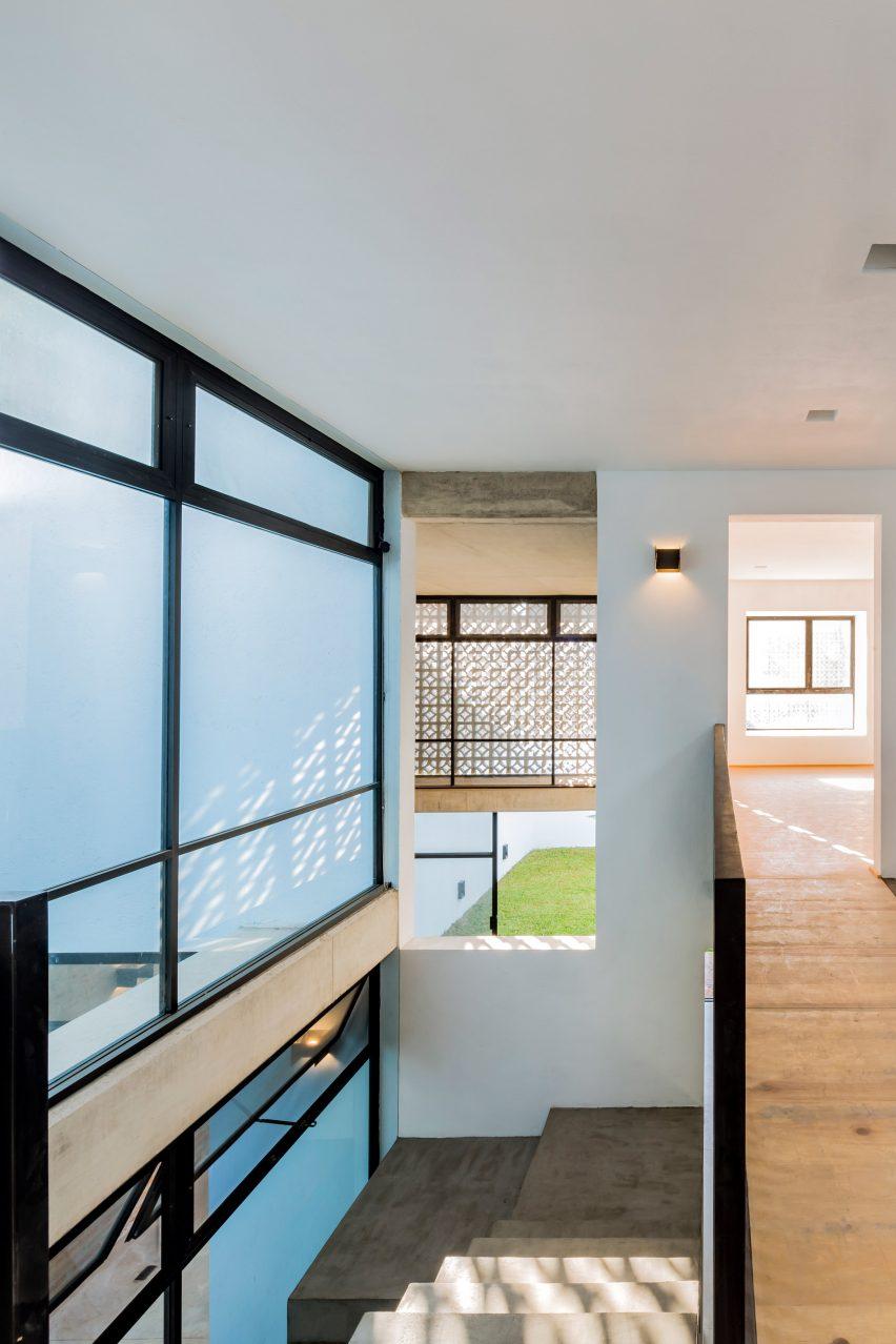 Casa Azul by Delfino Lozano