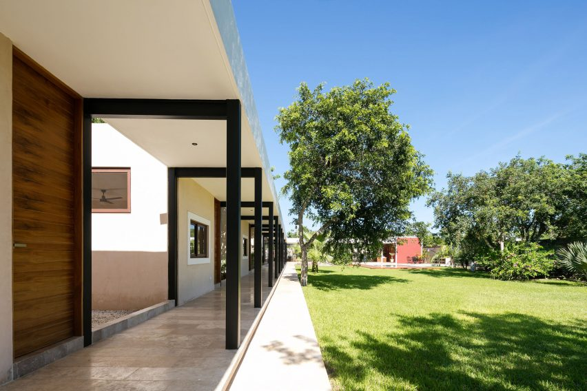 Casa Sitpach by Desnivel