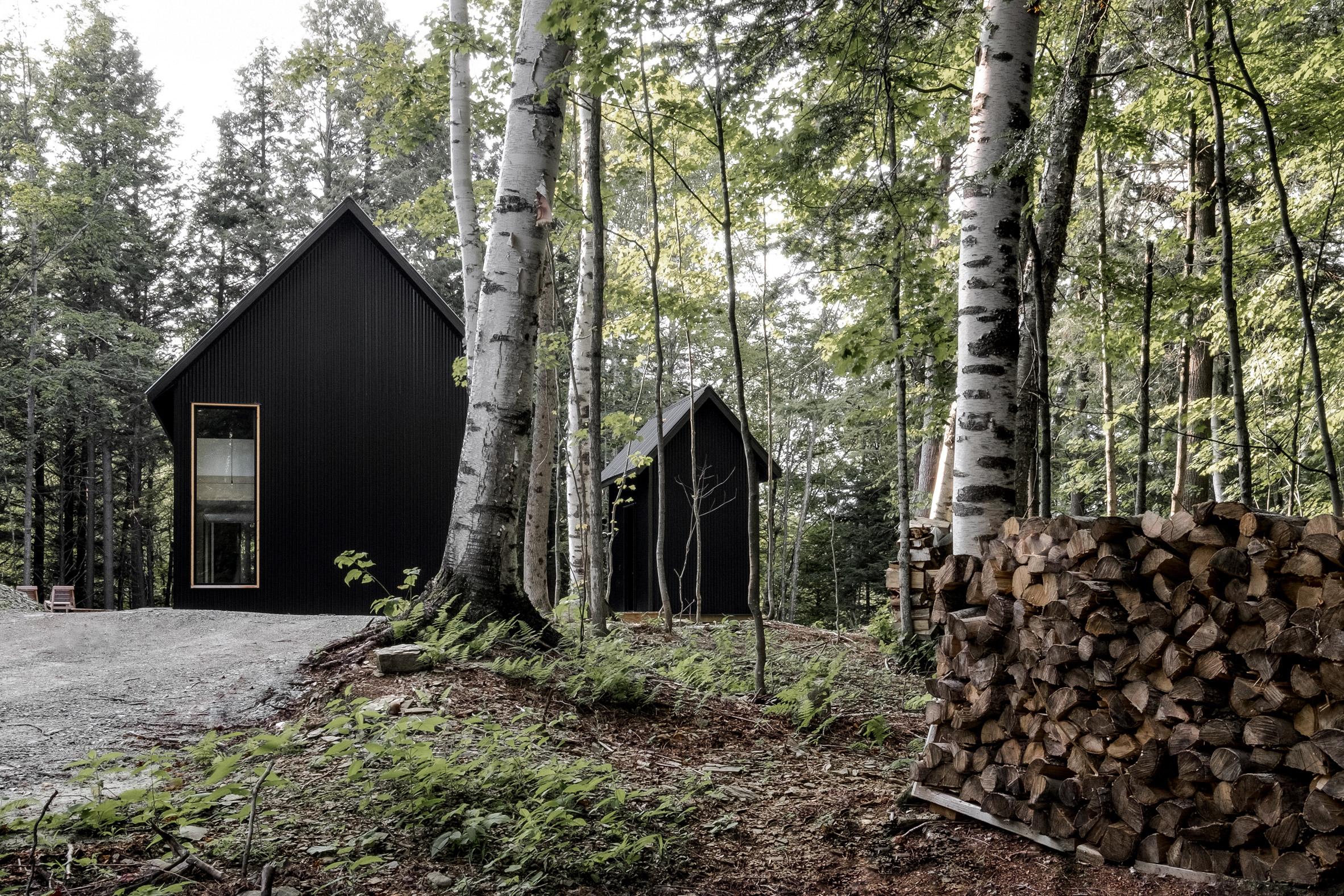 Elliot Mono Cabin | Drop Structures